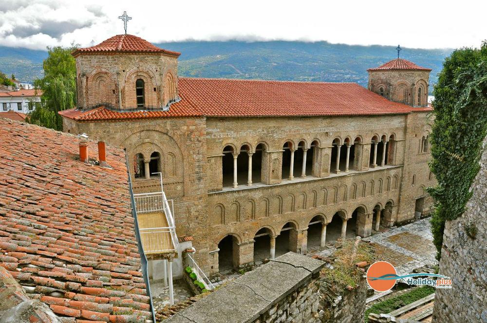 Нова Година в Охрид - градът на светлината и църквите - част 2