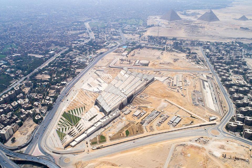 Великият египетски музей отваря врати в края на годината
