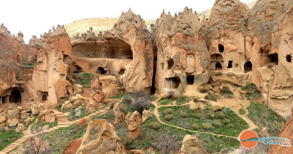 Загадъчните подземни градове на Кападокия - част 2