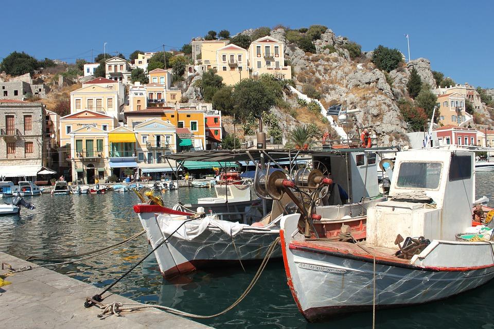 Родос - островът на рицарите и слънцето - част 2