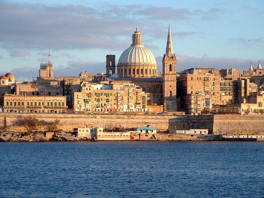 Малта - островът на рицарите