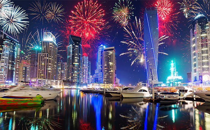 Топ 6 топли дестинации за посрещане на Нова година - част 1