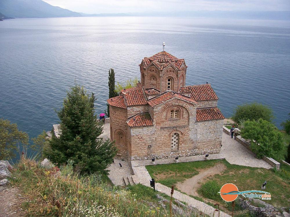 Нова Година в Охрид - градът на светлината и църквите - част 1