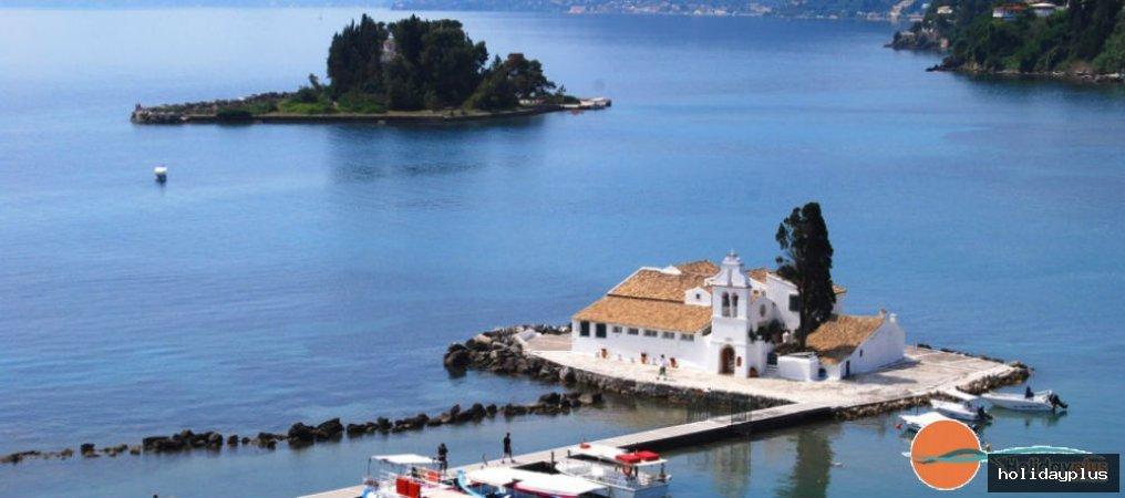 Обиколка на гръцките острови в Йонийско море с наем на яхта - Корфу и Паксос