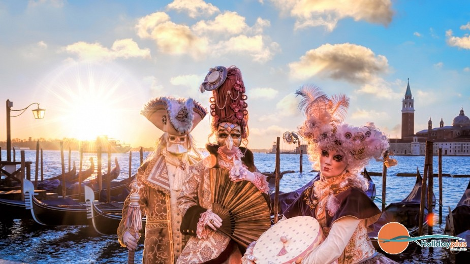 Карнавалът във Венеция - магичен и грандиозен
