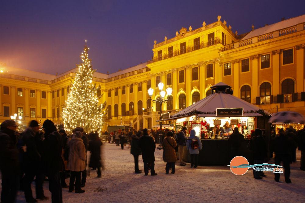 Предколедна Виена - градът на изкуството в предпразнична треска