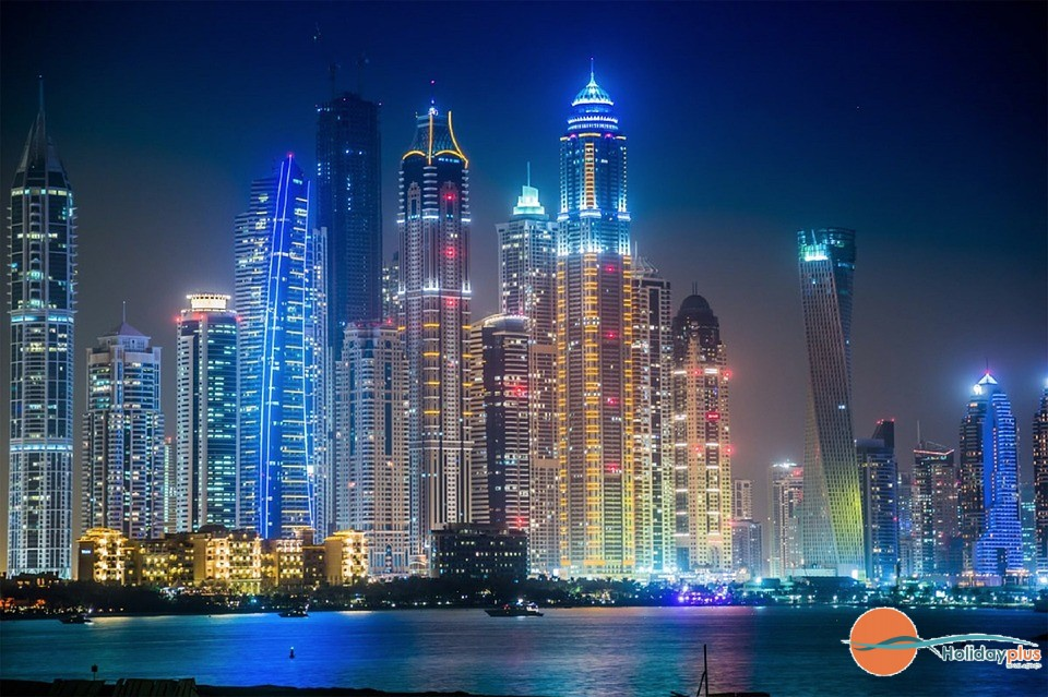 Космополитният Дубай - първенец в класацията