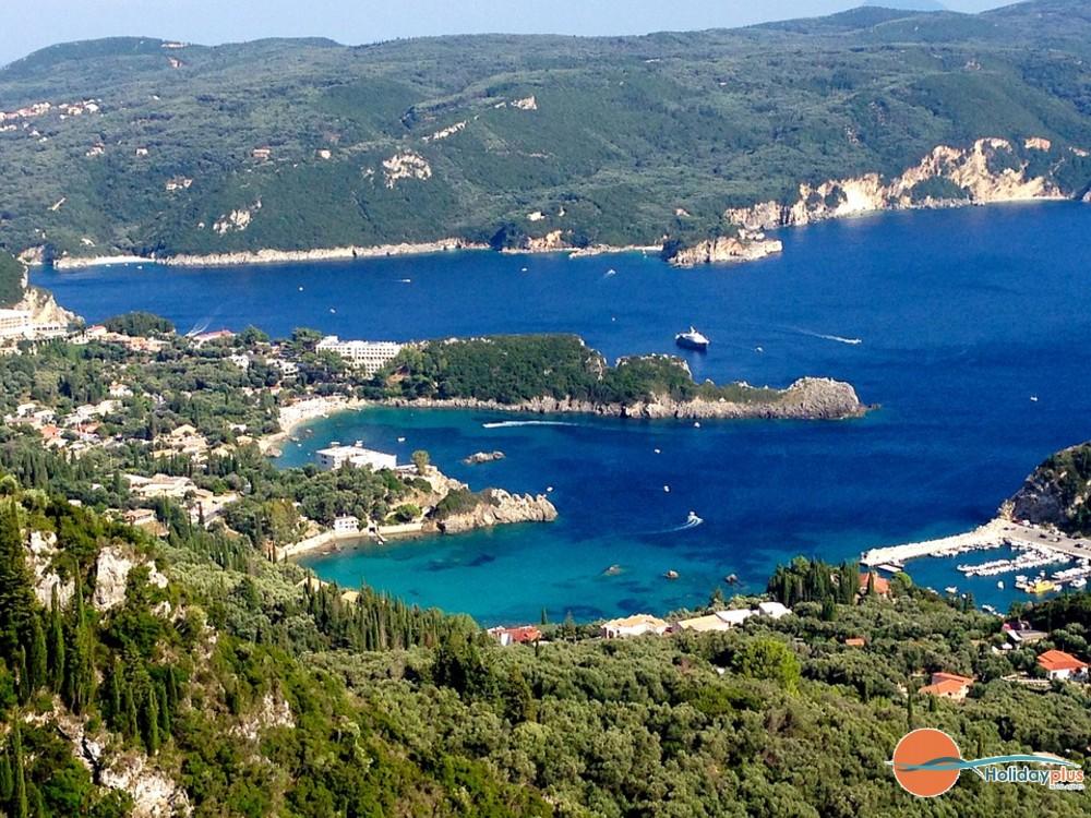 Почивка на изумрудения остров Корфу