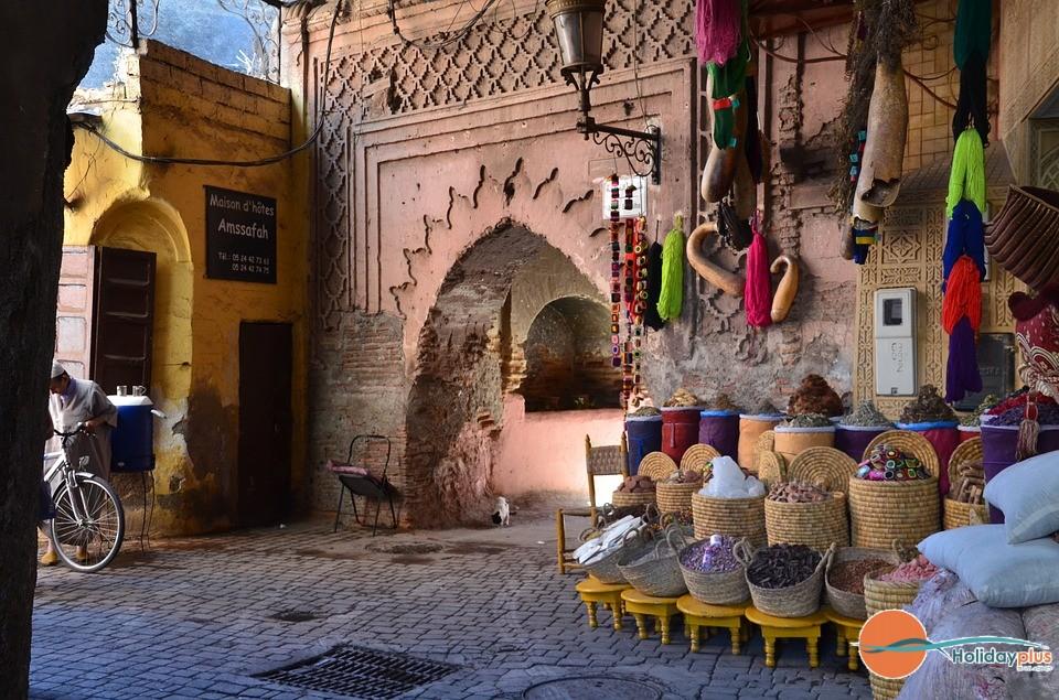 Мароко – магията на имперските градове - част 1