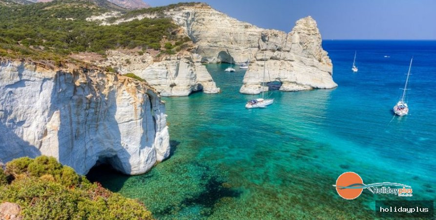 Защо да изберем плаване в Гърция с яхта или катамаран под наем?